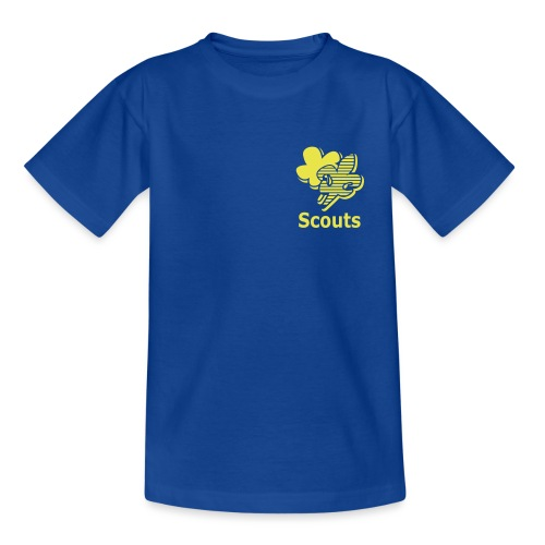 Scouts - Teenager T-shirt