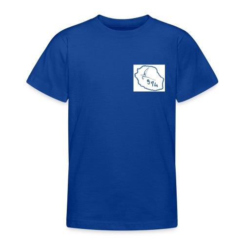 carte oiseaux - T-shirt Ado