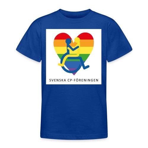 Regnbåge SvCP - T-shirt tonåring
