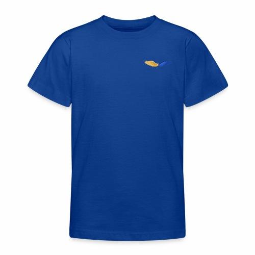 KosKa - Front and back - T-shirt tonåring