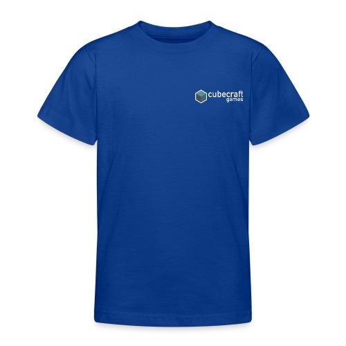 Logo White png - Teenage T-Shirt