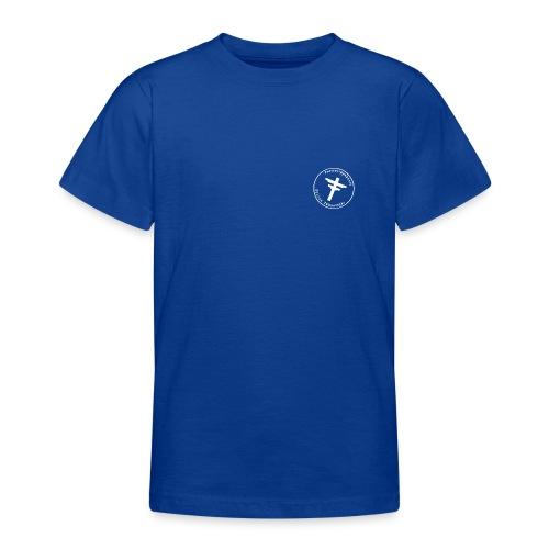 leima valkoinen - Nuorten t-paita