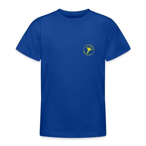 leima keltainen - Nuorten t-paita