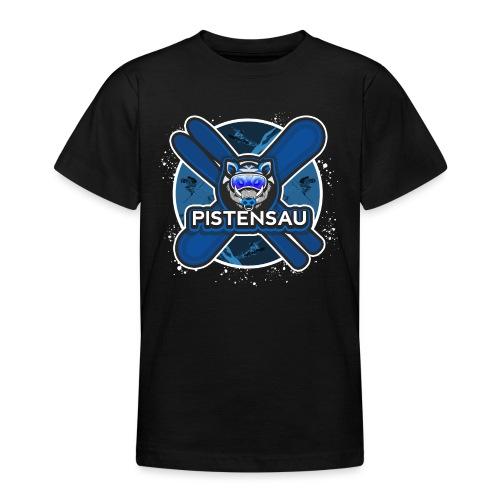 PistenSau NachtSki - Teenager T-Shirt