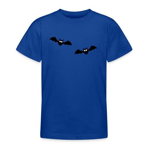 Fledermäuse Vampire Bat Vollmond Blutsauger - Teenager T-Shirt