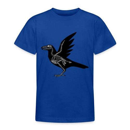Raben-Skelett - Camiseta adolescente