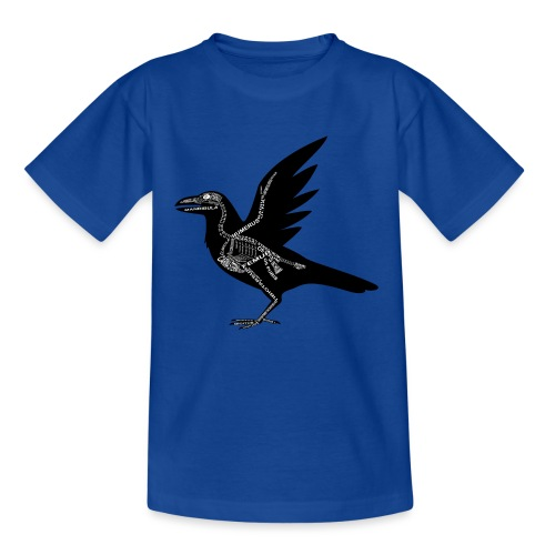 Raben-Skelett - Nuorten t-paita