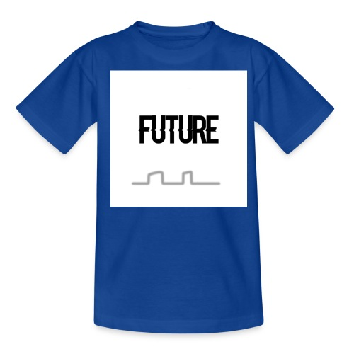 FUTURE CLOTHES 2000px png - Teenager T-shirt
