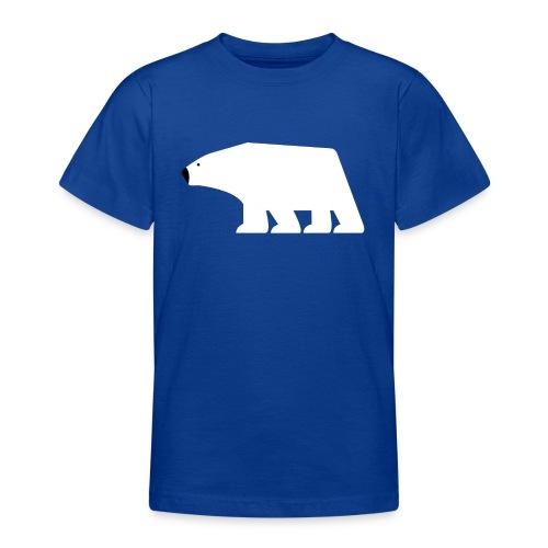 Polarbear, Eisbaer - Teenager T-Shirt