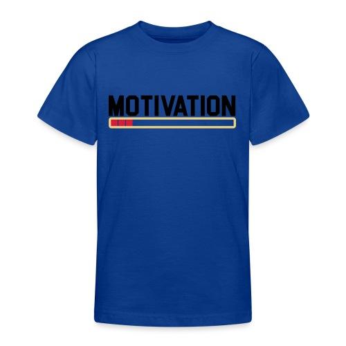 Keine Motivation - Teenager T-Shirt