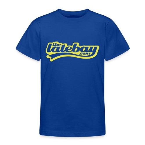tlb tshirt01 type small 135mm width - Teenage T-Shirt