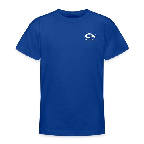 Logo eg bs inv sw eps png - Teenager T-Shirt