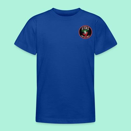 Stolt AntiFifunist - T-shirt tonåring