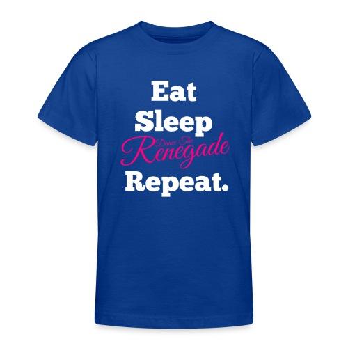 Dance the Renegade - Teenager T-shirt