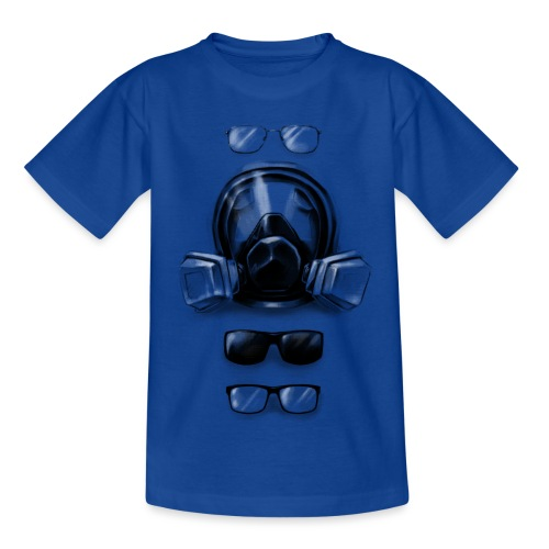 All I See Is Blue - Teenage T-Shirt