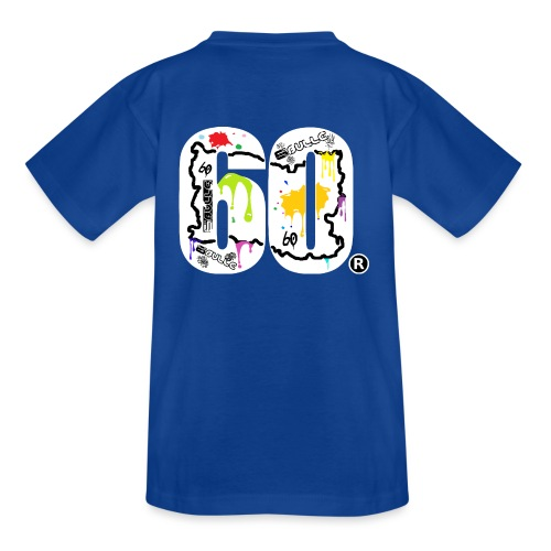 6bulle Splash 2 & 60 - T-shirt Ado