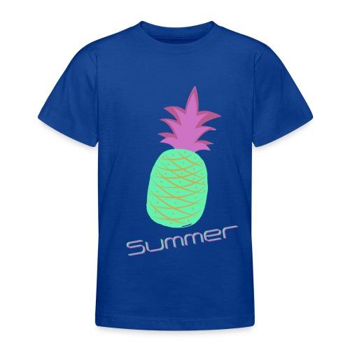 Summer - Camiseta adolescente
