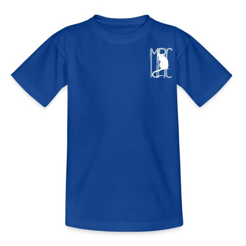 MRC-White - Teenage T-Shirt