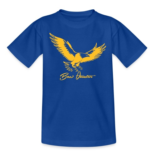 Eagle Bow Hunter - Teenager T-Shirt