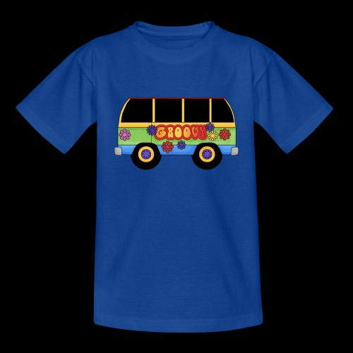 GROOVY BUS - Teenage T-Shirt