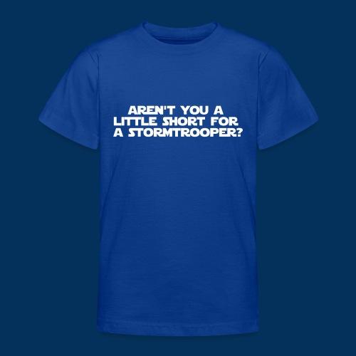 tshirttrooper - Teenage T-Shirt