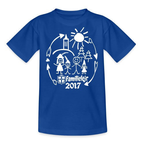 tshirtlogo-sw2017smallb - Teenager-T-shirt