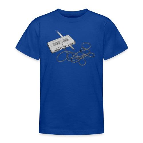 La cassette et son allié - T-shirt Ado