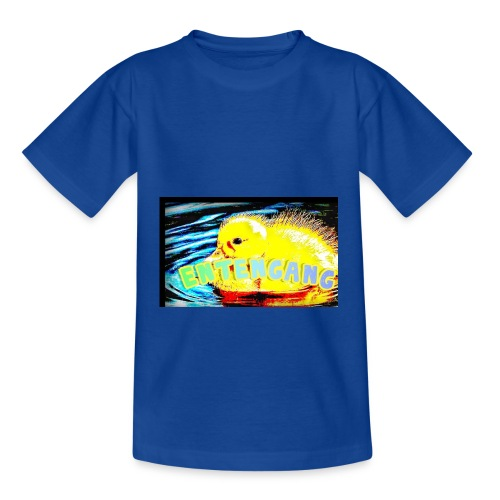 EntenGang design - Teenager T-Shirt