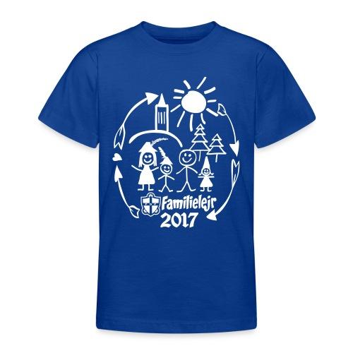 tshirtlogo-sw2017smallb - Teenager-T-shirt