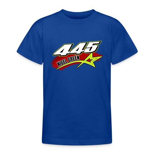 445 Nigel Green Brisca 2019 - Teenage T-Shirt