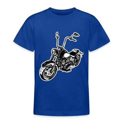 Moto Softail - Camiseta adolescente
