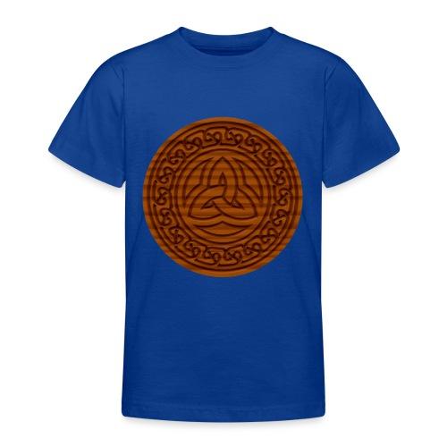 Triquetra Celtic Knot - Teenage T-Shirt