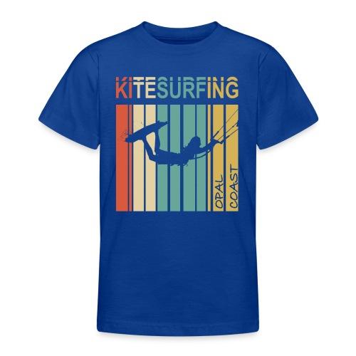 Kitesurfing Opal Coast II - T-shirt Ado