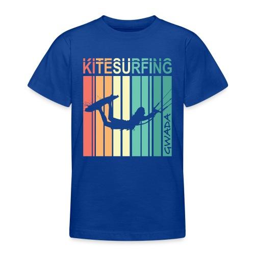 Kitesurfing GWADA - T-shirt Ado