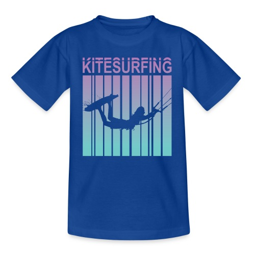 Kitesurfing - Teenage T-Shirt