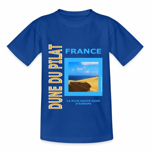 Dune du Pilat - Tshirt, tasses, masque ... - T-shirt Ado