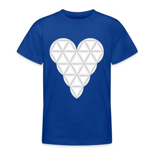 nThe Heart of Life x 1, New Design /Atlantis - 02. - Teenage T-Shirt