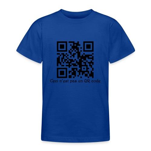 flashcode png - T-shirt Ado