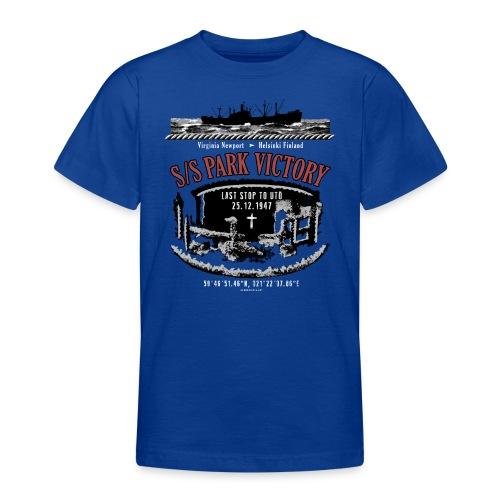 PARK VICTORY LAIVA - Tekstiilit ja lahjatuotteet - Nuorten t-paita