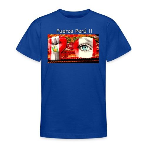 Telar Fuerza Peru I. - Teenager T-Shirt