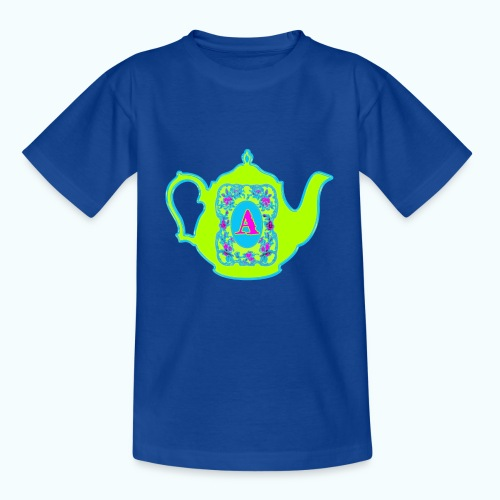 Wonders & Madness Tea Party - Teenage T-Shirt