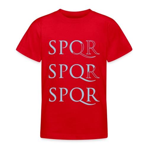 spqr - Camiseta adolescente