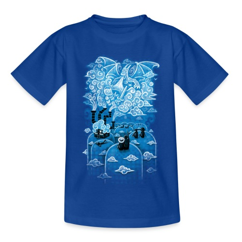 Cloud Concert - Teenage T-Shirt