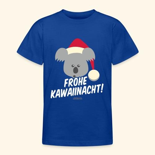 Ugly Christmas Kawaiinacht für Weihnachten - Teenager T-Shirt