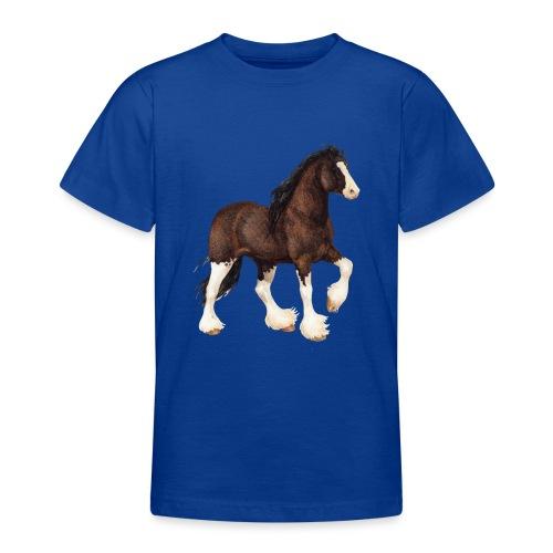 Shire Horse - Teenager T-Shirt
