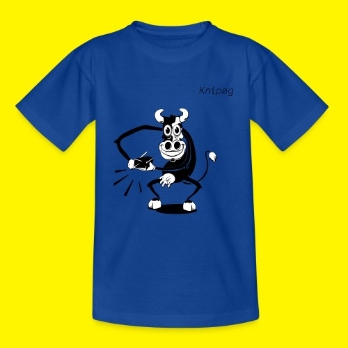 MORE COWBELL - Teenager T-shirt