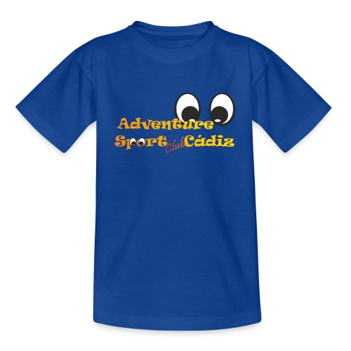 ADVENTURE SPORT CLUB CÁDIZ - Camiseta adolescente