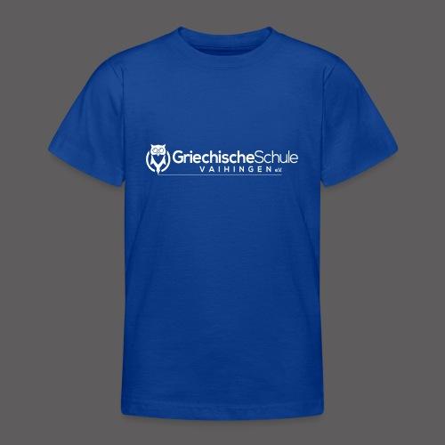 Griechische Schule Vaihingen e.V. - Teenager T-Shirt