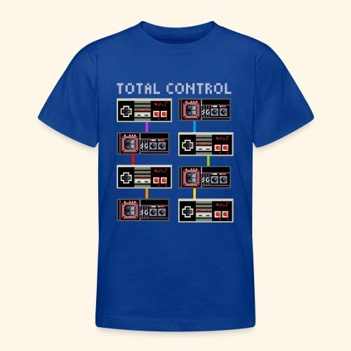 TOTAL CONTROL - Maglietta per ragazzi