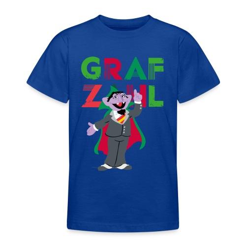 Sesamstraße Graf Zahl - Teenager T-Shirt